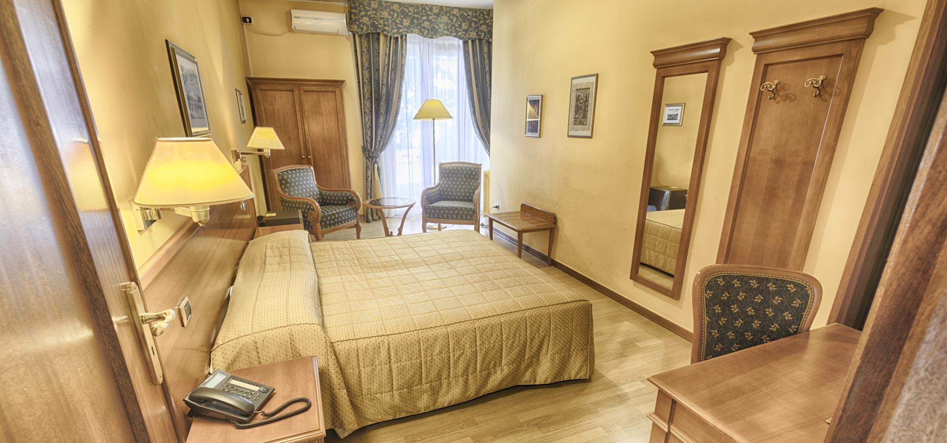 camere hotel il Vigneto