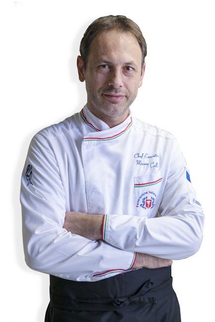 Mauro Colli: Chef Il Vigneto Gattinara